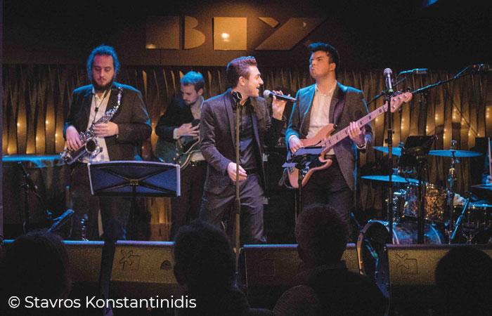 The Groovetops Hochzeitsband