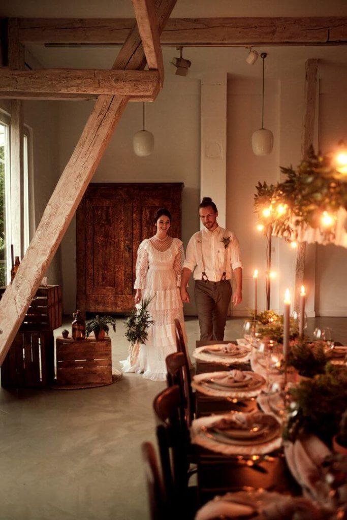 Hochzeitsinspiration Hochzeit