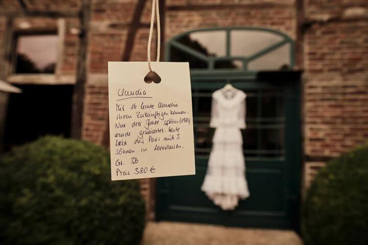 Brautkleid Nachhaltig Heiraten