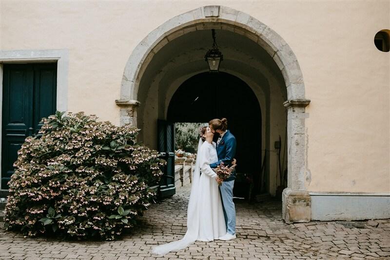 Hochzeitsinspiration Paarfotos