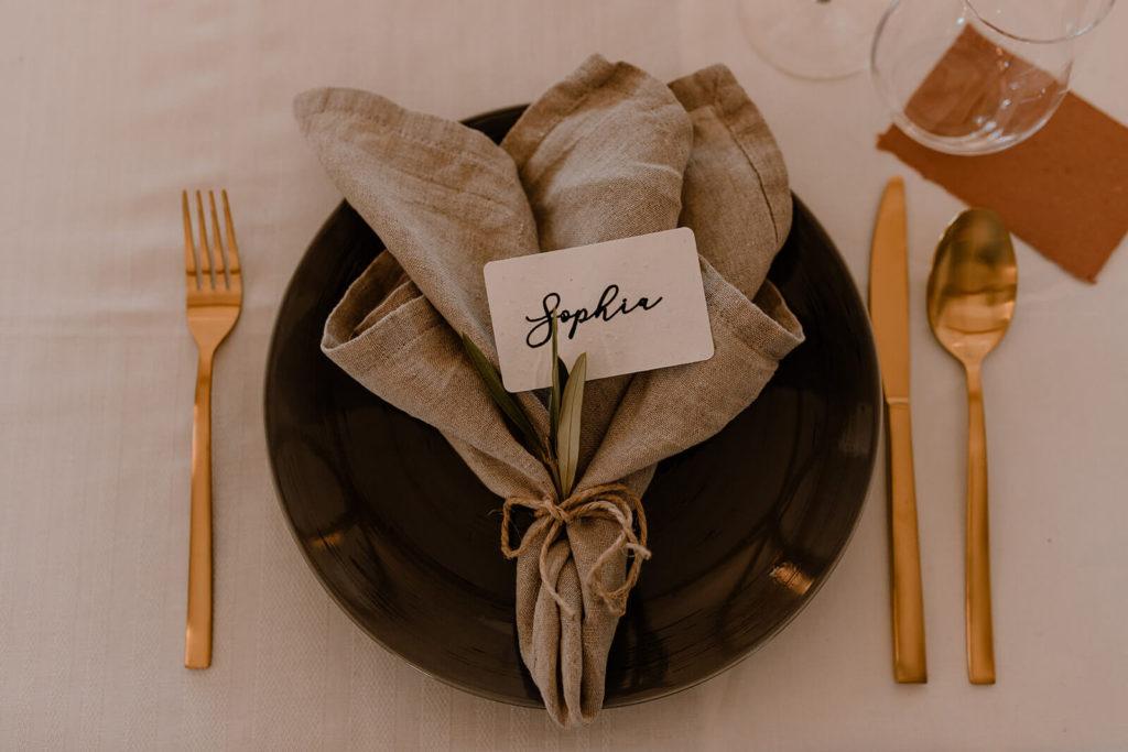 Nachhaltige Tischdeko