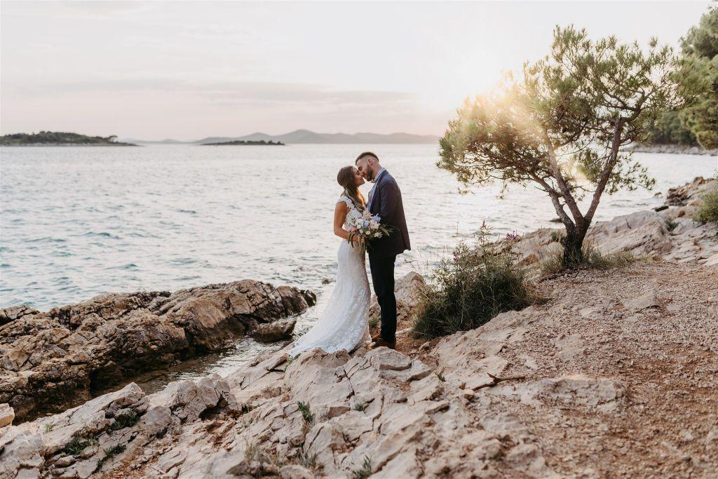 Hochzeitsfotoshooting
