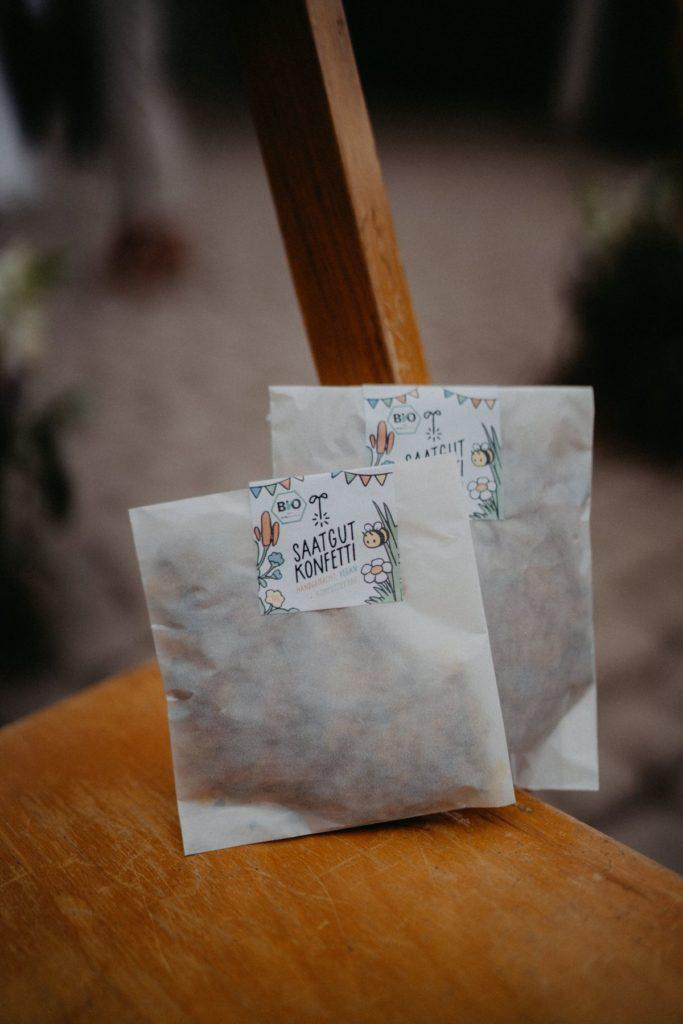 Saatgutkonfetti