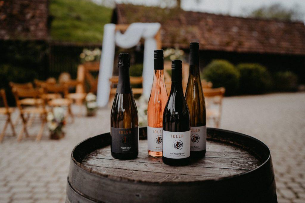 Nachhaltiger Wein